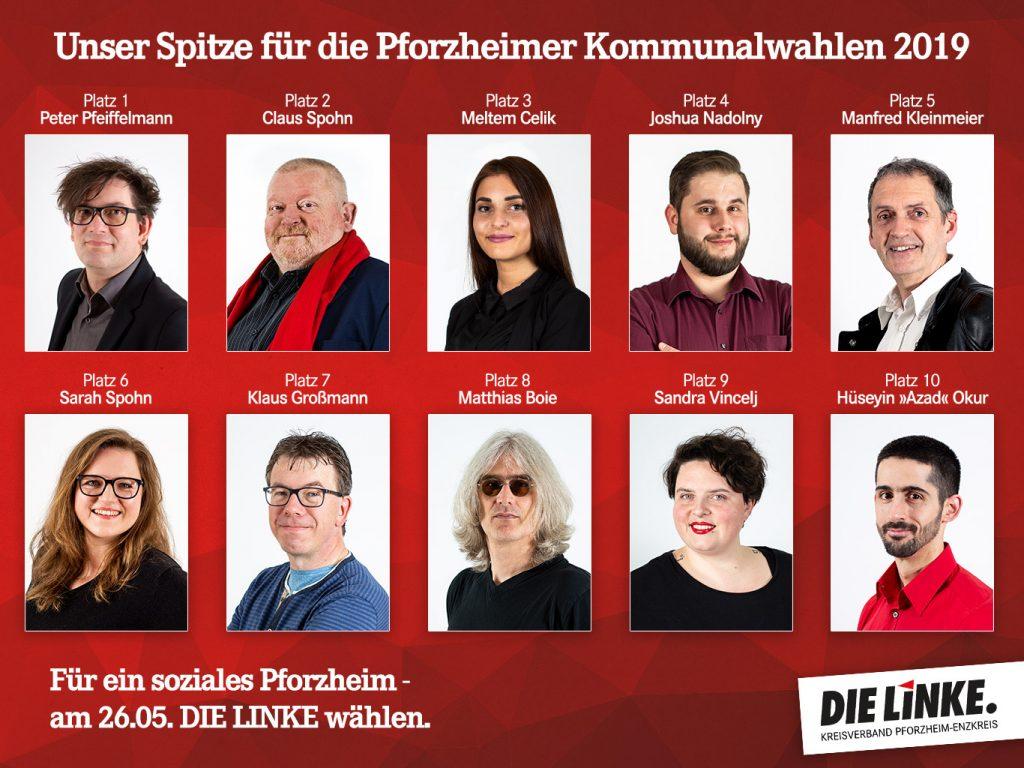 Gemeinderatswahl 2019 Kv Pforzheim Enzkreis